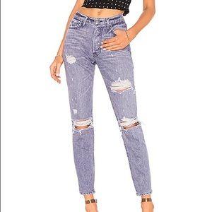 NWT GRLFRND - Karolina High-Rise Skinny Crop Jean